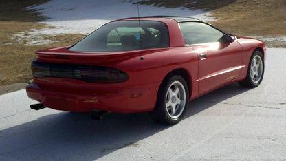 1993 Pontiac Firebird Firehawk