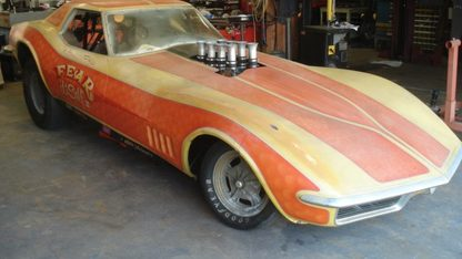 1969 Chevrolet Corvette Funny Car