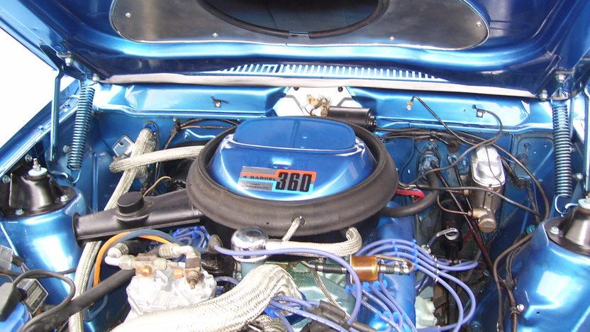1971 AMC Javelin AMX 2-Door Hardtop 360/285 HP, 3-Speed presented as lot S34 at Kansas City, MO 2011 - image4