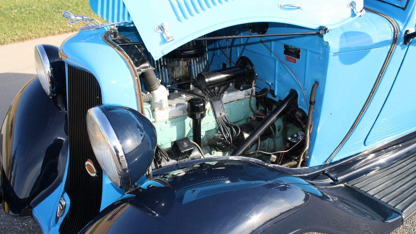 1934 Dodge Model KC 1/2 Ton Pickup 3-Speed presented as lot S123 at Kansas City, MO 2011 - image3