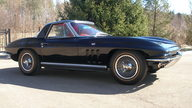 1966 Chevrolet Corvette Convertible 327300 HP, Automatic presented as lot S130 at Kansas City, MO 2011 - thumbail image3