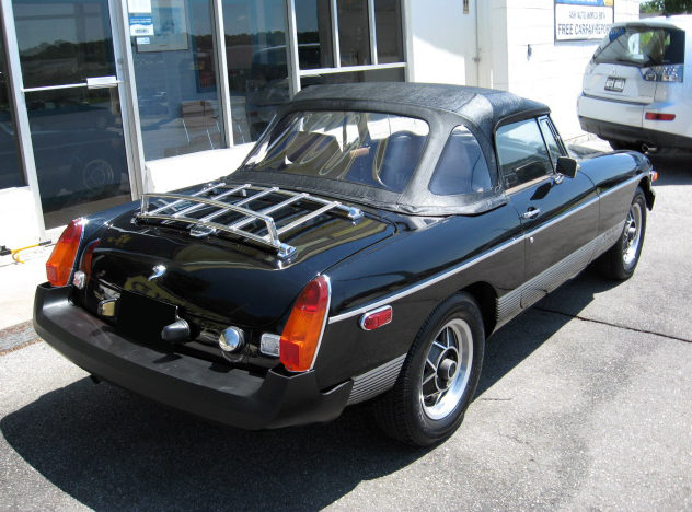 1980 MG B Limited Edition Roadster 4-Speed presented as lot S45.1 at Kansas City, MO 2011 - image2