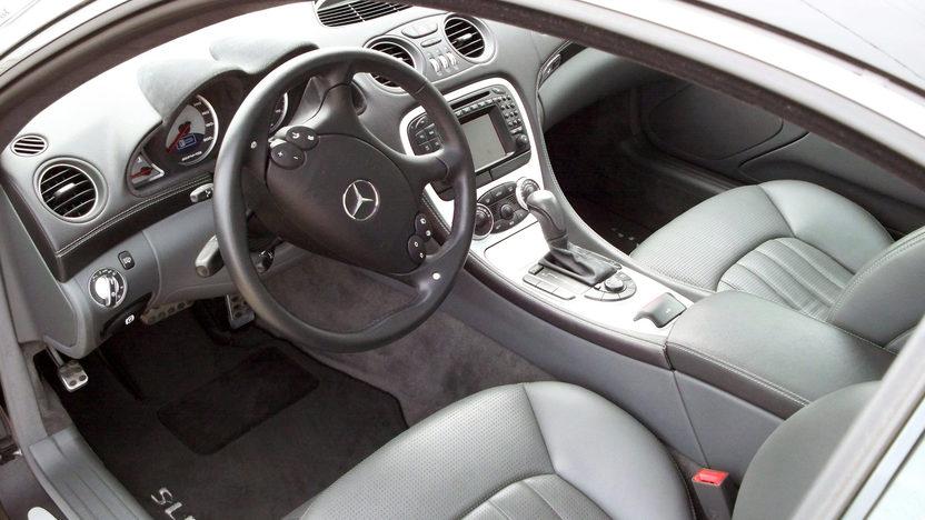 2004 Mercedes-Benz SL 55 AMG Convertible presented as lot S126 at Kansas City, MO 2012 - image4