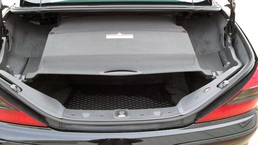 2004 Mercedes-Benz SL 55 AMG Convertible presented as lot S126 at Kansas City, MO 2012 - image5