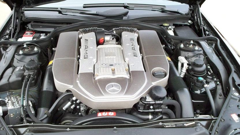 2004 Mercedes-Benz SL 55 AMG Convertible presented as lot S126 at Kansas City, MO 2012 - image6