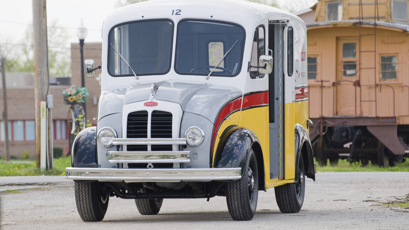 1949 Divco Model 49N Milk Truck