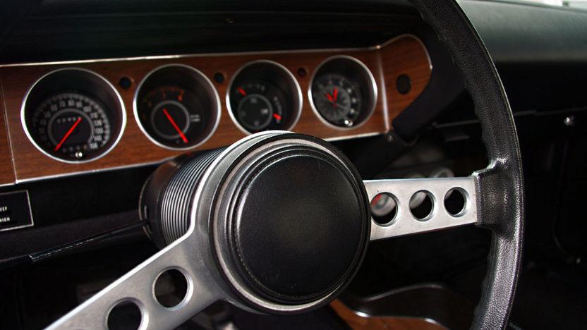 1973 Plymouth Cuda 426 CI, Automatic presented as lot S138 at Kansas City, MO 2012 - image3
