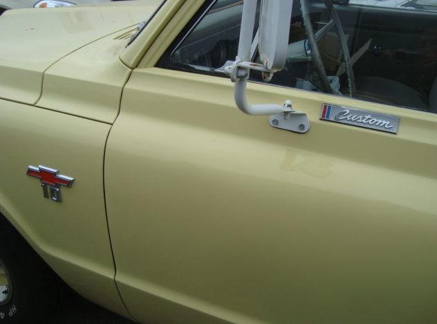 1967 Chevrolet C10 Pickup 283 CI, 4-Speed presented as lot T34 at Kansas City, MO 2013 - image6