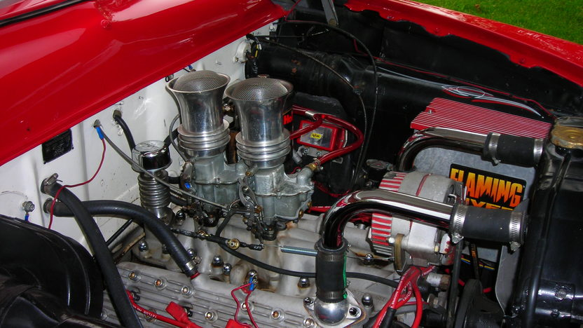 1950 Ford Custom 239/100 HP, 3-Speed presented as lot T51 at Kansas City, MO 2013 - image6