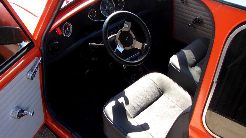 1969 Austin Mini 4-Speed, New Interior presented as lot T60 at Kansas City, MO 2013 - image3
