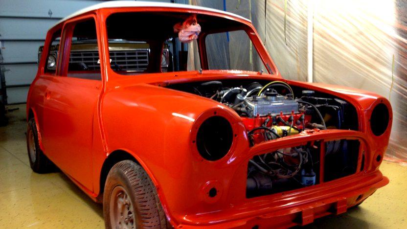 1969 Austin Mini 4-Speed, New Interior presented as lot T60 at Kansas City, MO 2013 - image6