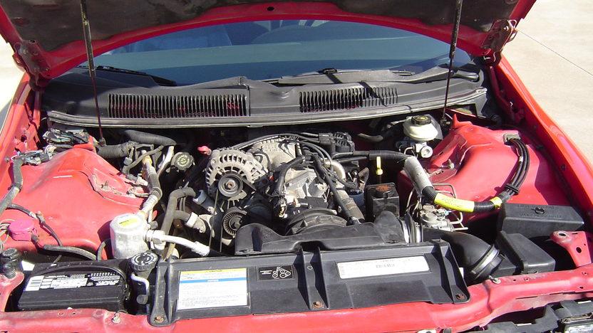 1996 Chevrolet Camaro presented as lot T98 at Kansas City, MO 2013 - image5