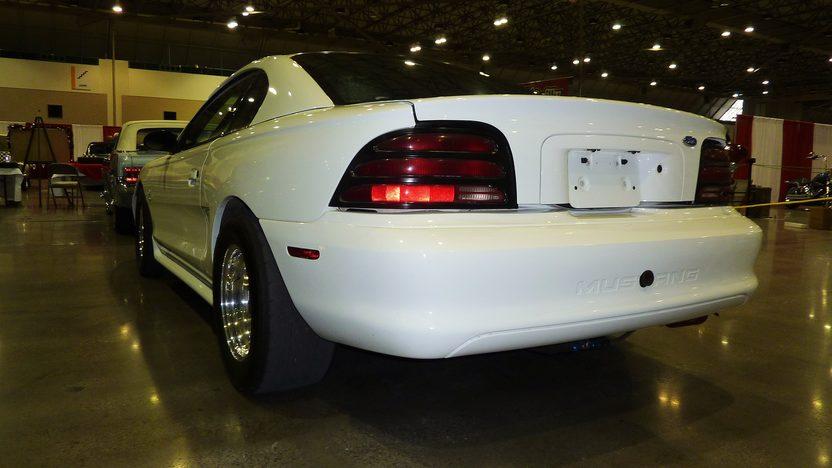 1995 Ford Mustang Cobra presented as lot T108 at Kansas City, MO 2013 - image2