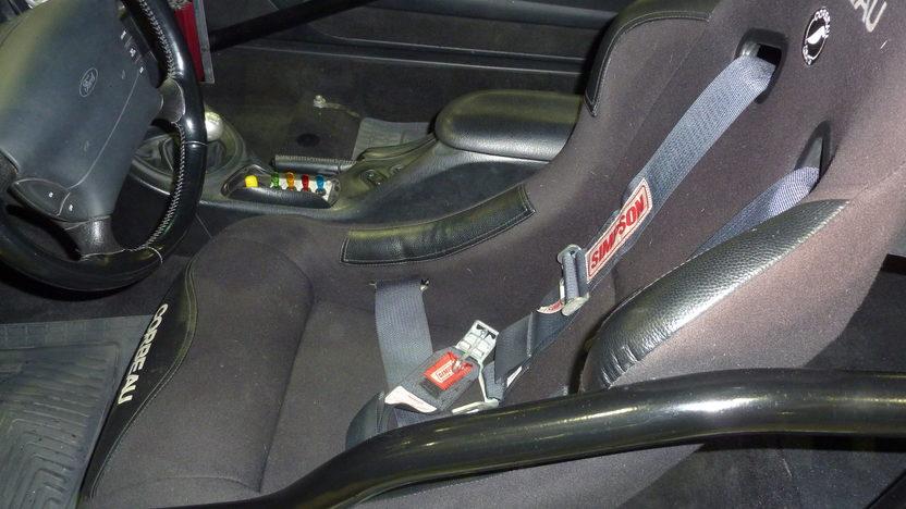 1995 Ford Mustang Cobra presented as lot T108 at Kansas City, MO 2013 - image3