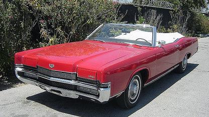 1970 Mercury Marquis Convertible