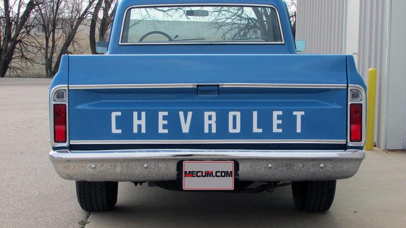 1972 Chevrolet C10 Pickup 350 CI, Automatic presented as lot F74 at Kansas City, MO 2013 - image3