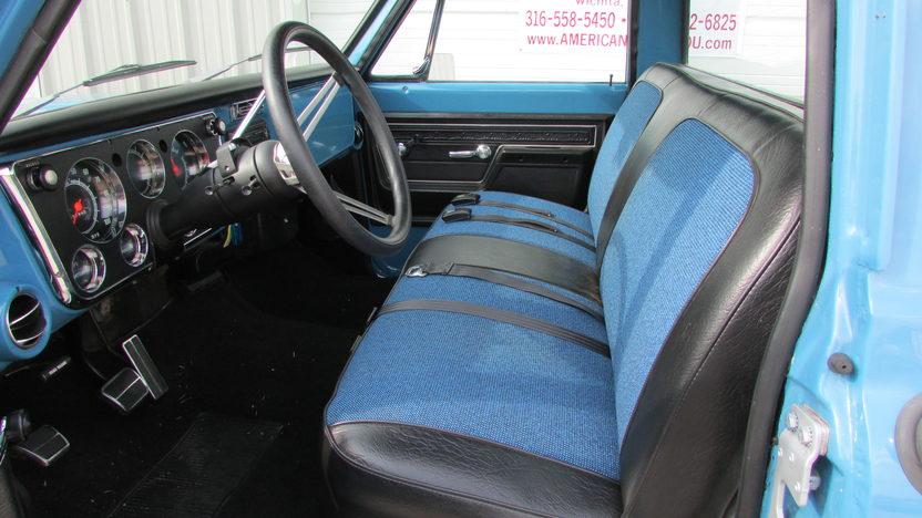 1972 Chevrolet C10 Pickup 350 CI, Automatic presented as lot F74 at Kansas City, MO 2013 - image5