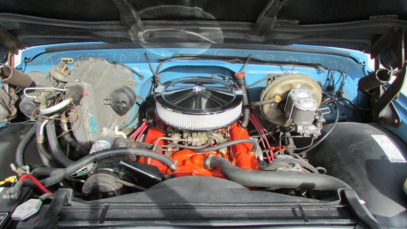 1972 Chevrolet C10 Pickup 350 CI, Automatic presented as lot F74 at Kansas City, MO 2013 - image6