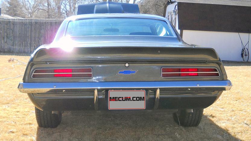 1969 Chevrolet Camaro 350 CI, 5-Speed presented as lot F79 at Kansas City, MO 2013 - image2