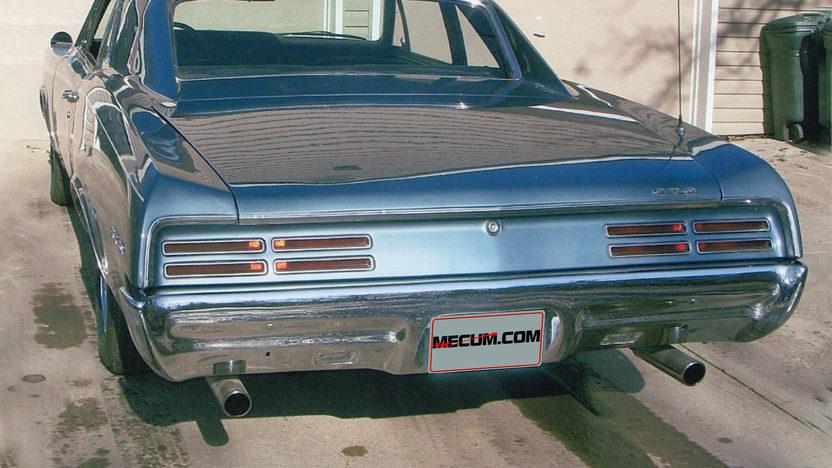 1967 Pontiac Lemans 455 CI, Automatic presented as lot F90 at Kansas City, MO 2013 - image3