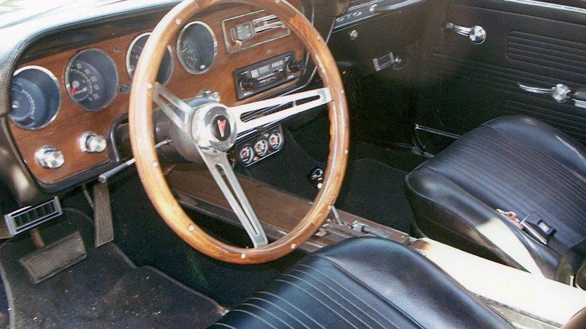 1967 Pontiac Lemans 455 CI, Automatic presented as lot F90 at Kansas City, MO 2013 - image4
