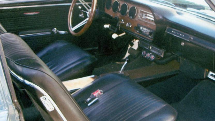 1967 Pontiac Lemans 455 CI, Automatic presented as lot F90 at Kansas City, MO 2013 - image5