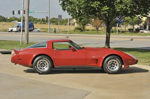 1978 Chevrolet Corvette Coupe Canceled Lot presented as lot F107 at Kansas City, MO 2013 - image2