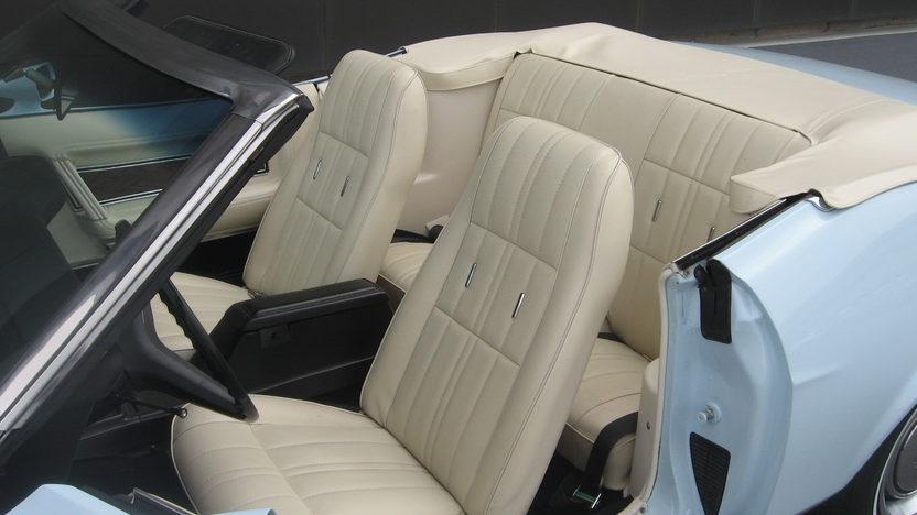1973 Ford Mustang Convertible 351 CI, Automatic presented as lot F115 at Kansas City, MO 2013 - image4
