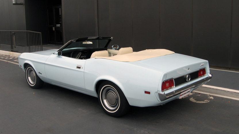1973 Ford Mustang Convertible 351 CI, Automatic presented as lot F115 at Kansas City, MO 2013 - image7