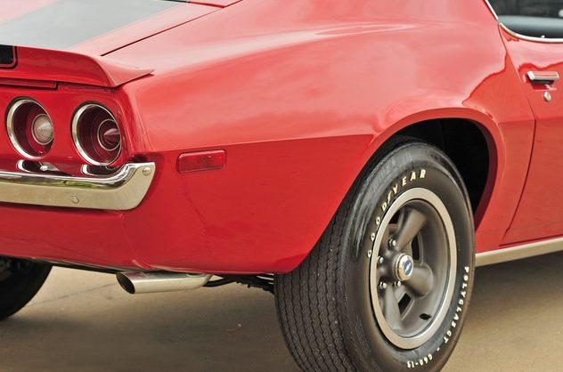 1970 Chevrolet Camaro Z28 350/360 HP, 4-Speed presented as lot F145 at Kansas City, MO 2013 - image9