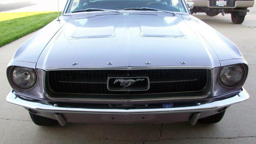 1967 Ford Mustang 390/320 HP, Special Order Paint presented as lot F171 at Kansas City, MO 2013 - image12