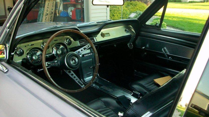 1967 Ford Mustang 390/320 HP, Special Order Paint presented as lot F171 at Kansas City, MO 2013 - image2