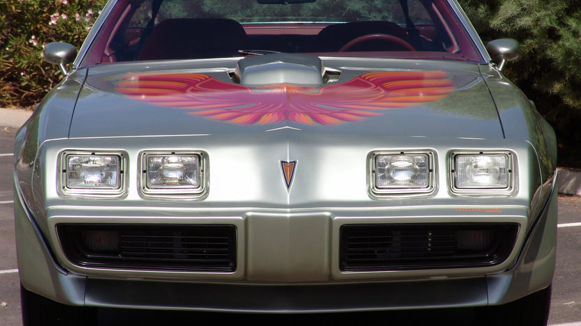1979 Pontiac Trans Am 403 CI, Automatic presented as lot F183 at Kansas City, MO 2013 - image3
