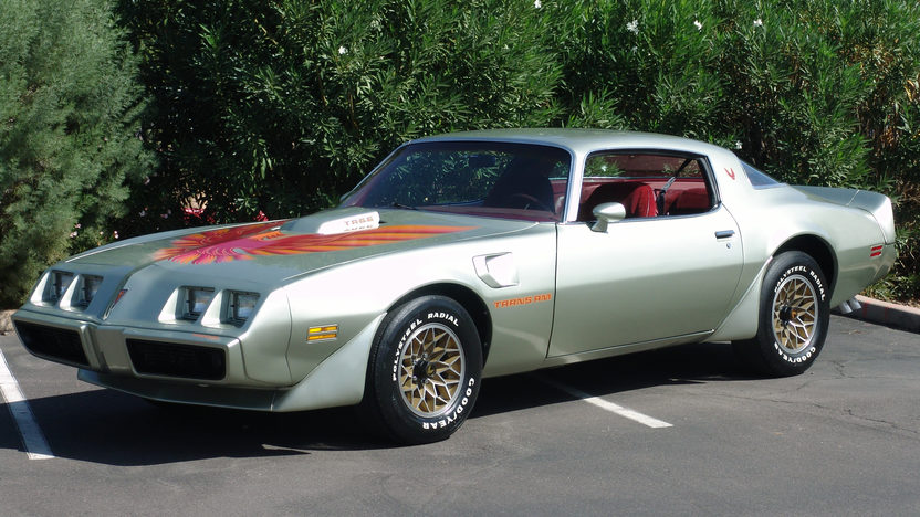1979 Pontiac Trans Am 403 CI, Automatic presented as lot F183 at Kansas City, MO 2013 - image4