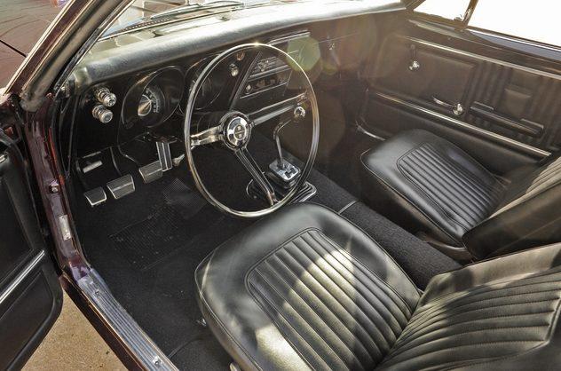 1967 Chevrolet Camaro 350/350 HP, 4-Speed presented as lot S57 at Kansas City, MO 2013 - image4