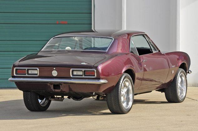 1967 Chevrolet Camaro 350/350 HP, 4-Speed presented as lot S57 at Kansas City, MO 2013 - image9
