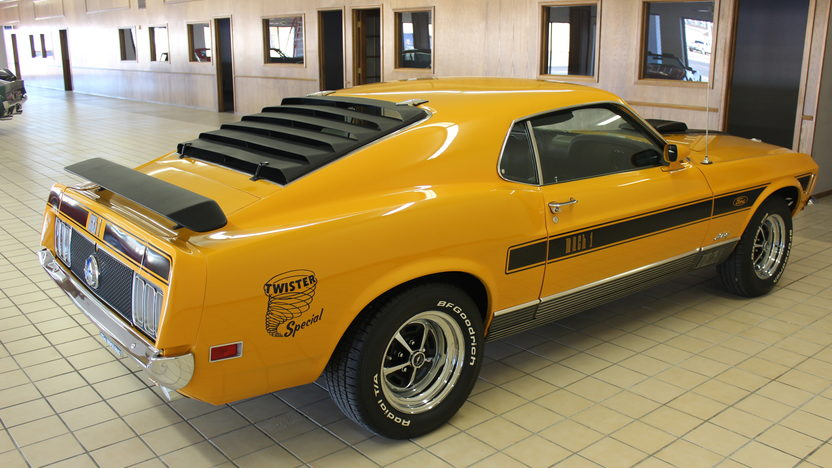 1970 Ford Mustang Twister Special 351 CI, Original Invoice presented as lot S88 at Kansas City, MO 2013 - image3