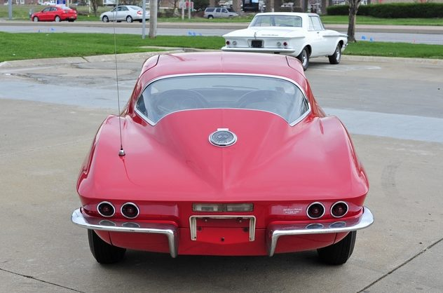 1967 Chevrolet Corvette Coupe 327/300 HP, 4-Speed presented as lot S93 at Kansas City, MO 2013 - image3