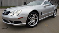 2004 Mercedes-Benz SL500 AMG Convertible presented as lot S115 at Kansas City, MO 2013 - thumbail image5