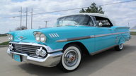 1958 Chevrolet Impala Convertible 348 CI, Automatic presented as lot S116 at Kansas City, MO 2013 - thumbail image8