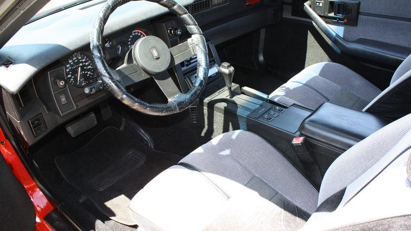 1989 Chevrolet Camaro Convertible 305 CI, Automatic presented as lot S123 at Kansas City, MO 2013 - image4