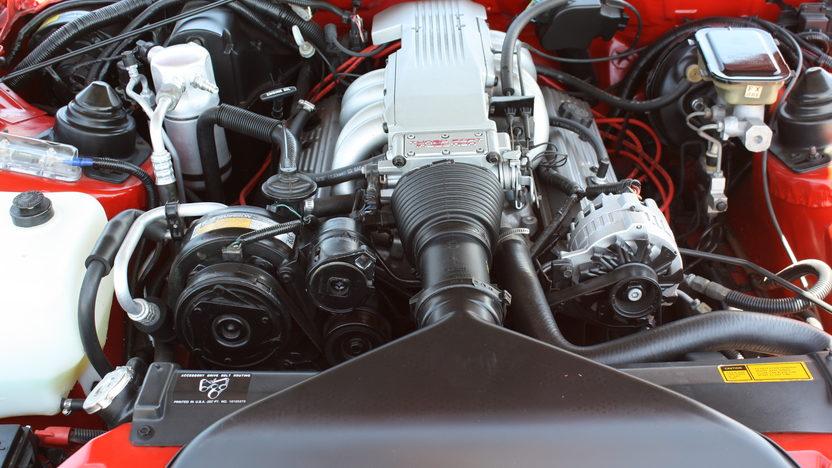 1989 Chevrolet Camaro Convertible 305 CI, Automatic presented as lot S123 at Kansas City, MO 2013 - image6