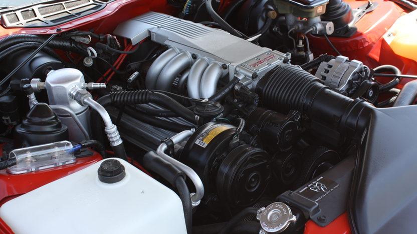 1989 Chevrolet Camaro Convertible 305 CI, Automatic presented as lot S123 at Kansas City, MO 2013 - image7