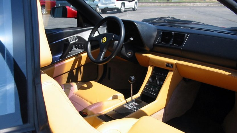1991 Ferrari 348 TB 3.4L, 5-Speed presented as lot S147 at Kansas City, MO 2013 - image5