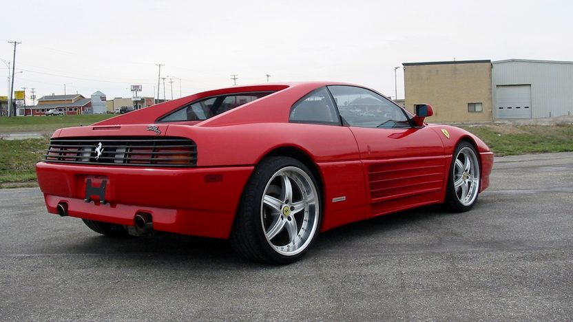 1991 Ferrari 348 TB 3.4L, 5-Speed presented as lot S147 at Kansas City, MO 2013 - image7