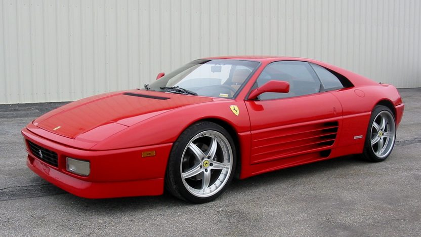 1991 Ferrari 348 TB 3.4L, 5-Speed presented as lot S147 at Kansas City, MO 2013 - image8