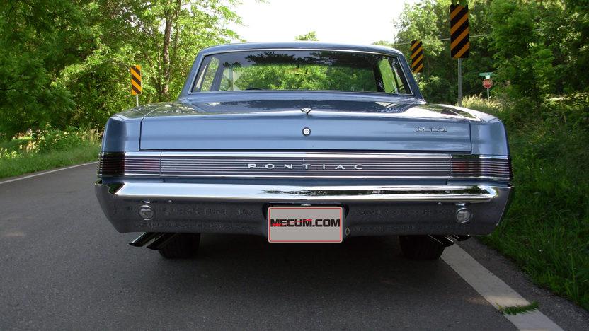 1965 Pontiac GTO 389 CI, 4-Speed presented as lot S160 at Kansas City, MO 2013 - image2