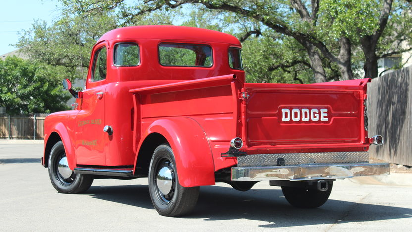 1951 Dodge 5 Window Pickup presented as lot S187 at Kansas City, MO 2013 - image2