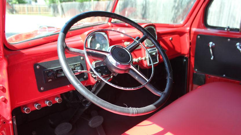 1951 Dodge 5 Window Pickup presented as lot S187 at Kansas City, MO 2013 - image3