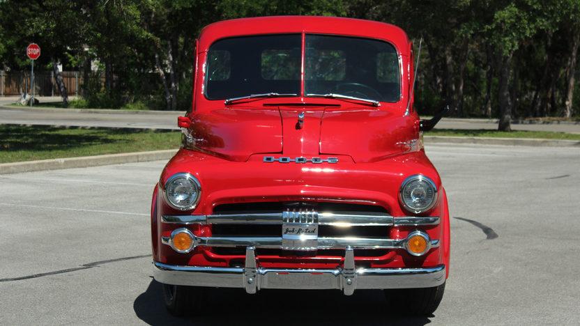 1951 Dodge 5 Window Pickup presented as lot S187 at Kansas City, MO 2013 - image6